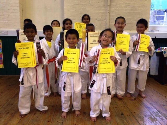 junior dan karate